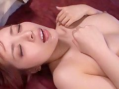 Yu Namiki in Deep Kiss and Sex