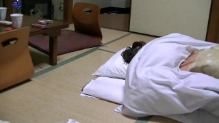 Japanese girl sleeping sex