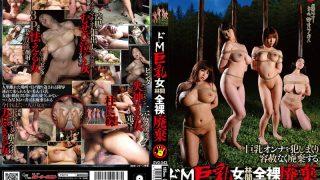 GVG-343 De M Busty Woman Rinkan Naked Disposal