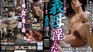HQIS-035 Henry Tsukamoto Original Mother-in-law Gets Fucked Love Colorfully Drifting Lower Body