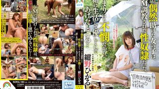 SORA-160 The Girl That I Helped By Chance Was A Sex Slave …