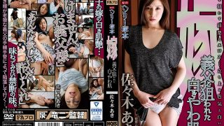 HQIS-041 Henry Takukoto Original White Mischievous Skin Targeted By Her Father-in-law Aki Sasaki