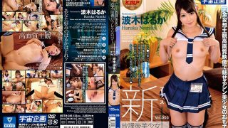 MDTM-286 New After School Bishoujo Spring Reflexology + Vol.005 Haruka Wataki