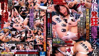 DARG-002 Mizushima Arisu, Jav Censored