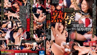 DBBA-001 THE BBA DYNAMITE ORGASM Humiliation Episode-1: Women's Party Sailor Humiliation Torture Kyo No Miura