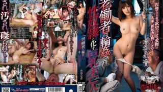 GVG-603 Big Tits Widowed As A Sexual Slave Gangbanged By An Old Worker Mizutani Mizutani