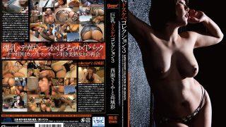 HMGL-162 Busty Doskebe Collection 3 Nishizono Sakuya And Takashiro Aya