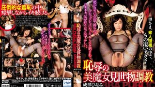AVSA-057 Beautiful Witch Of Disgrace Watcher Sightseeing Truth Hinami Naruzawa