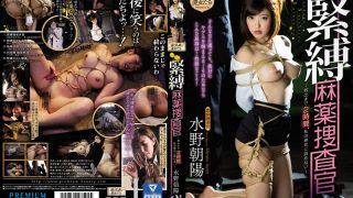 PRTD-013 Bondage Drug Agent – 2 Hours To Rescue, I Will Never Give Up ~ Mizuno Chaoyang