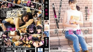 ATID-299 Beauty Captivity Confinement Shinjinji Nao
