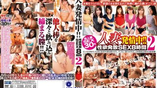 CADV-688 Married Womb! !Sexual Dissipation SEX 8 Hours 2