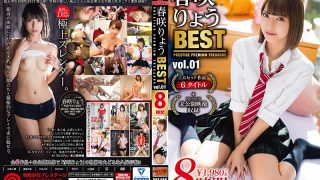 "PPT-068 Haru Saki Ryo 8 Hours BEST PRESTIGE PREMIUM TREASURE Vol.01 Permanent Preservation Board Tracing The Trajectory Of ""Harusaki Ryo"" In All Six Works + Undisclosed Footage! !"