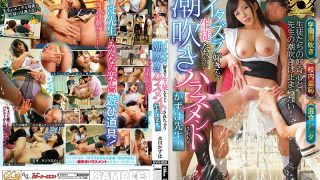GVG-802 Squirrel Harassment From Teasing Students Will Not Be A Teacher! Kazu Mizukawa
