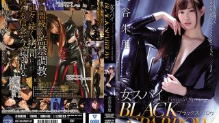 SHKD-855 Female Spy BLACK SPARROW Midori Akari