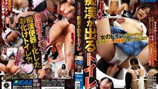 XRW-754 Toilet Where Horror AV Molester Comes Out…