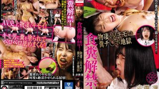 OPUD-308 No Food Droppings A Terrible Smelly Feces Port Hell Akamine Lotus…