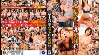 NITR-479 Evil Erogaki Busty Wife Hunting BEST II…