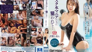 SSNI-609 Aimed By School Water Enthusiasts Uniform Girl Yumi Onmi Who Was Exp…