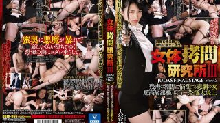 DBER-066 Woman Torture Research Institute III JUDAS FINAL STAGE Story-2…
