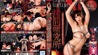 DDHH-013 Chain Torture Torture Research Institute Sachiko…