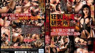 GMEM-010 Madness Torture Institute Pride Of The Strongest Queen Queen 2…