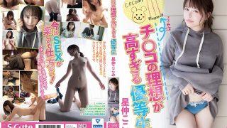 SQTE-315 Honor Student Kouji Hoshinaka Whose Ideal Is Too High…