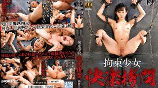 DDT-636 Restraint Girl Pleasure Torture Hina Jinno…