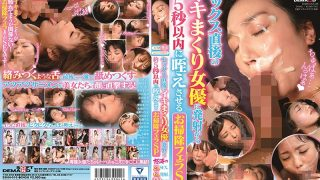 SSHN-016 Cleaning Blow SP That Makes An Actress Who Rolls Up Immediatel…