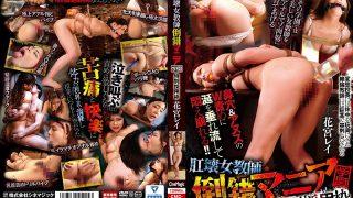 CMC-244 Perverted Mania Academy Special Recruitment Frame Rei Hanamiya…