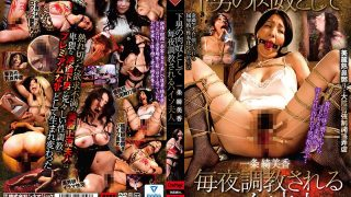 CMF-056 Mrs Kimika Ichijo Trained Every Night As A Young Mans Meat Guy…
