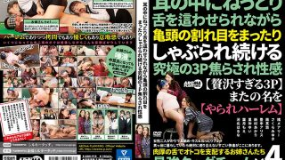 ARM-918 The Ultimate 3P Impatient Sexual Feeling That Keeps Sucking The…