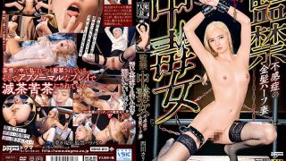 DDHZ-011 Confinement Addiction Woman Frigidity Blonde Half Wife Karina …